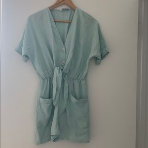 Zara new without tag romper